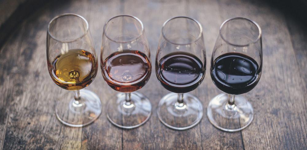 els colors del vi - los colores del vino