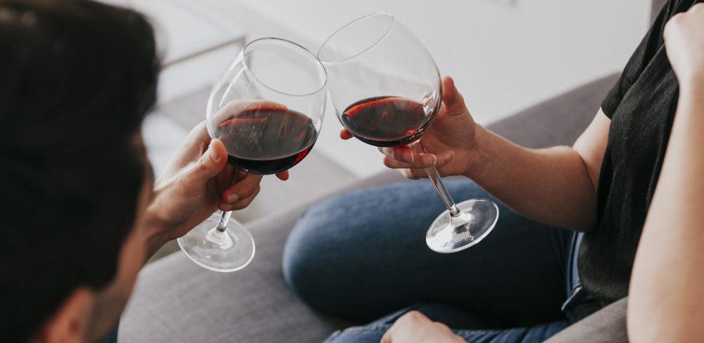 com fer un tast de vins a casa